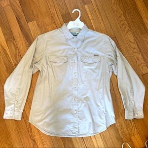 ExOfficio BuzzOff Insect Repellant Button-Up Shirt